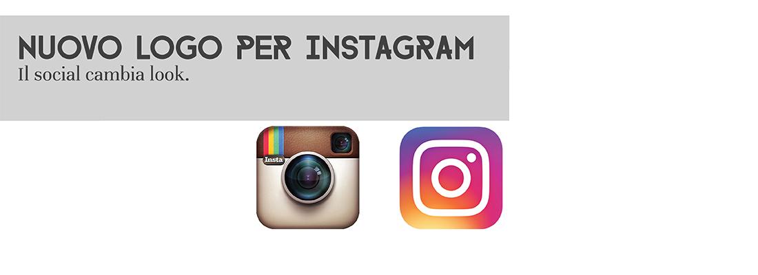 Nuovo logo per Instagram - Webamorfosi
