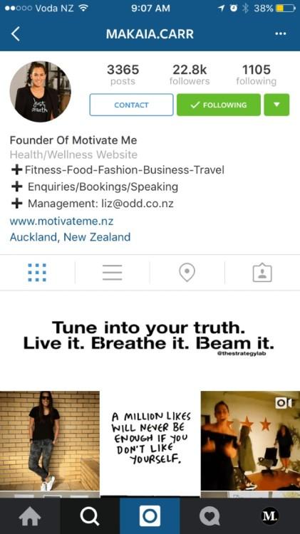 Profilo business Instagram 01